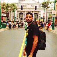 Ankit Singh Travel Blogger