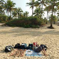 Anushka Kelkar Travel Blogger