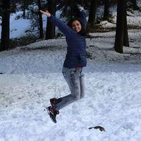 Antra Saxena Travel Blogger