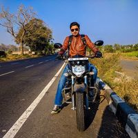 Sagar Sharma Travel Blogger