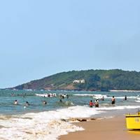 Candolim Beach 3/17 by Tripoto