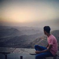Manthan Sharma Travel Blogger