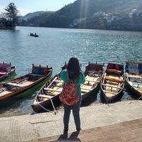 Bhimtal Lake 3/7 by Tripoto