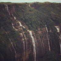 Nohsngithiang Falls 5/20 by Tripoto