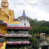Dambulla Cave Temple 2/8 by Tripoto
