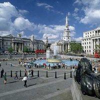 Trafalgar Square 3/3 by Tripoto
