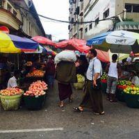Bogyoke Aung San Market 5/6 by Tripoto