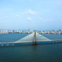 Bandra-Worli Sea Link 2/8 by Tripoto