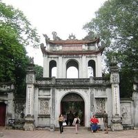 Temple of Literature & National University 2/8 by Tripoto