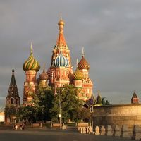 St. Basil's Cathedral 2/6 by Tripoto