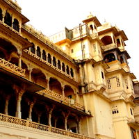City Palace of Udaipur 4/152 by Tripoto