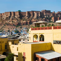 Jaisalmer Fort 2/108 by Tripoto