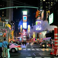Times Square 3/71 by Tripoto
