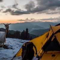 Kedarkantha Base Camp 2/2 by Tripoto