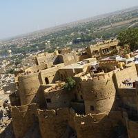 Jaisalmer Fort 5/108 by Tripoto