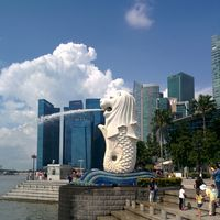 Merlion Singapore 2/2 by Tripoto