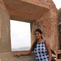 Nandini Ramesh Travel Blogger