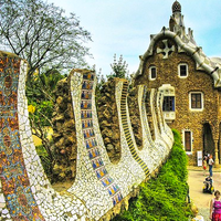 Park Guell 2/22 by Tripoto