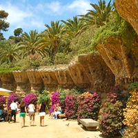 Park Guell 3/22 by Tripoto