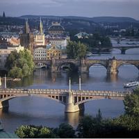 Prague Bridge 2/3 by Tripoto