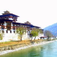 Punakha Dzong 3/47 by Tripoto