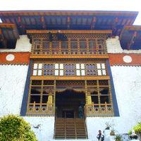 Punakha Dzong 4/54 by Tripoto