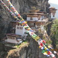 Taktsang Lhakhang (Tiger's Nest) Paro 5/11 by Tripoto