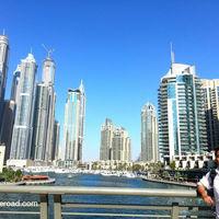 Dubai Marina - Dubai - United Arab Emirates 2/12 by Tripoto