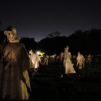Korean War Veterans Memorial 3/5 by Tripoto
