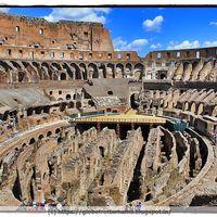 Roman Colosseum 5/48 by Tripoto