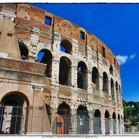 Roman Colosseum 4/35 by Tripoto