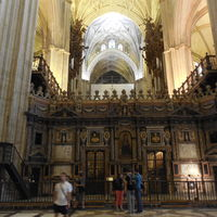 Seville Cathedral 2/3 by Tripoto
