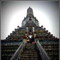 Temple of Dawn Bangkok Yai Bangkok Thailand 2/3 by Tripoto