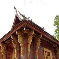 Wat Xieng Thong 3/4 by Tripoto