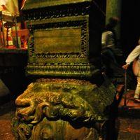 Basilica Cistern 4/8 by Tripoto