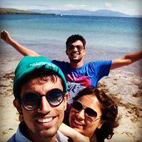 Sanket Dhume Travel Blogger