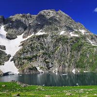 Gadsar Lake 2/5 by Tripoto