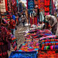 Chichicastenango Market 3/3 by Tripoto