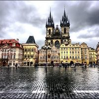 Old Town Square 2/3 by Tripoto