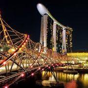 Helix Bridge Singapore 3/3 by Tripoto