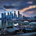 Helix Bridge Singapore 2/3 by Tripoto