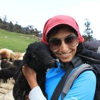 Nisha Reginald Travel Blogger