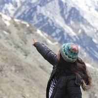 Preeti Vishwakarma Travel Blogger