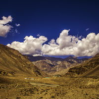 Dhankar Lake 3/5 by Tripoto