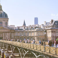 Pont des Arts 2/2 by Tripoto