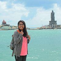Sajna Ali Travel Blogger