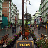 MG Marg Market 2/11 by Tripoto