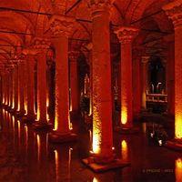 Basilica Cistern (underground cistern) 2/2 by Tripoto