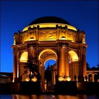 Palace of Fine Arts 4/6 by Tripoto