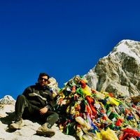 Kala Patthar Summit 4/17 by Tripoto